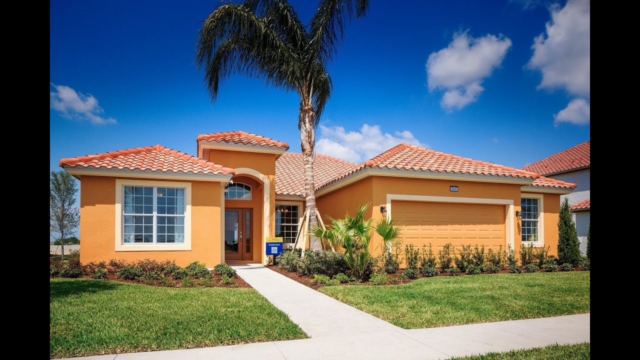 New Homes At Kissimmee