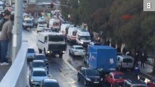 Explosion in Izmir: Tote und Verletzte - Angreifer erschossen