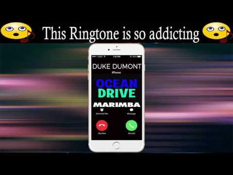 Drive ringtone ocean