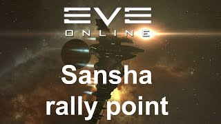 EVE Online - Sansha rally point