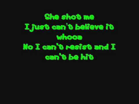 Straight Through My Heart (Soldier Down) - Backstreet Boys - With Lyrics