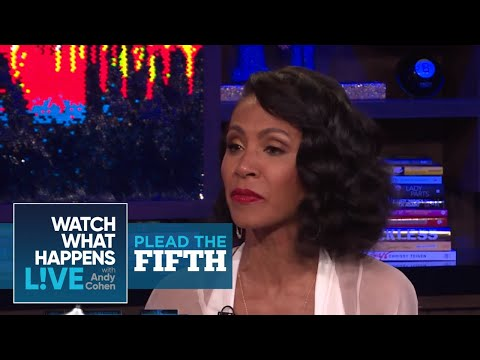 Will Jada Pinkett Smith Dish About Son Jaden Smith And Kylie Jenner?  Plead The Fifth  WWHL