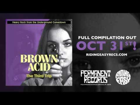 Flash Beverage - The Train | Brown Acid - The Third Trip | RidingEasy Records