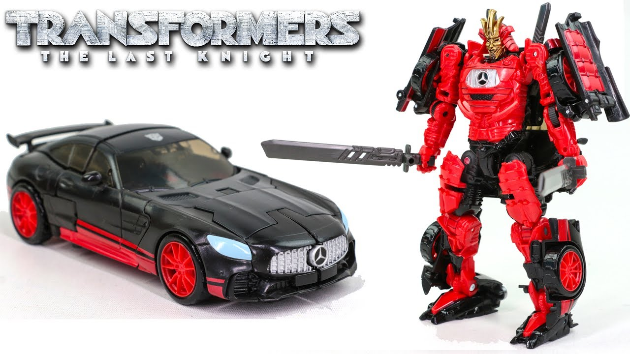 Transformers The Last Knight Premier Edition Deluxe Autobot