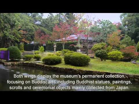 Japan Travel: Nara National Museum Buddhist arts historic building, Nara31