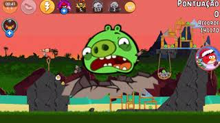 Angry Birds - Surf and Turf parte 2!