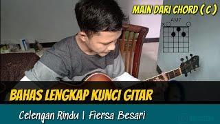 Kunci Gitar - Celengan Rindu   Fiersa Besari ( By Bagusslaw )