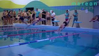 Соревнования по плаванию Мореон Фитнес I этап. 27 октября 2018 г.