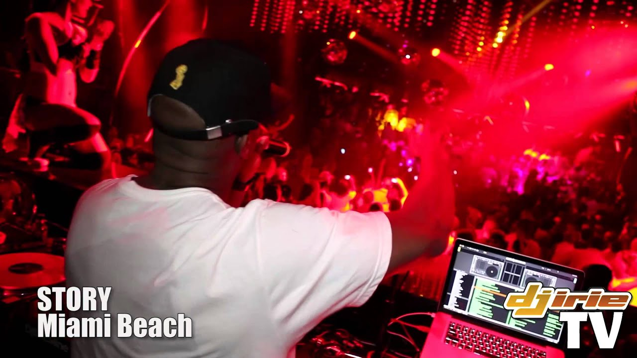 Download Miami HEAT 2013 Championship Party at Hyde AAA and STORY Sobe with DJ Irie
