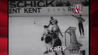 Лучшие моменты отечественного хоккея. ЧМ-1966