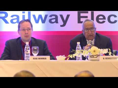 International Conference on Decarbonisation of Indian Railways - Mission Electrification Part 2