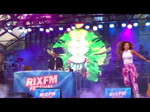 Sigala ft. Ella Eyre - Came Here For Love, Rixfm festival 2017