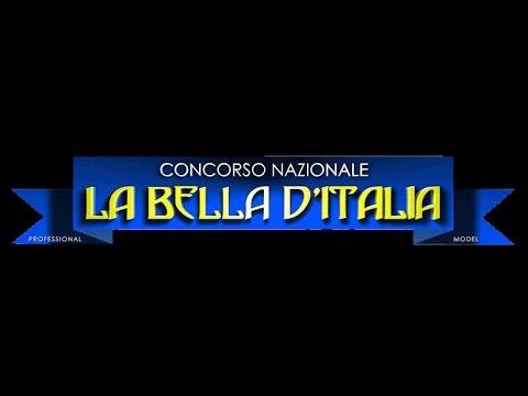 La Bella d'Italia calendario 2016 Campania