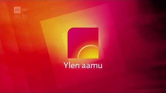 Ylen aamu / yle's morning - finnish morning show - intro&outro