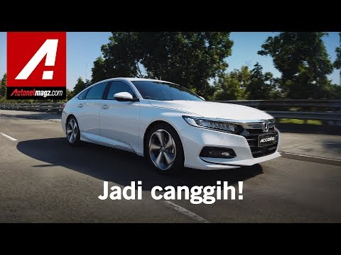 Honda Accord Turbo 2019 Review & Test Drive By AutonetMagz