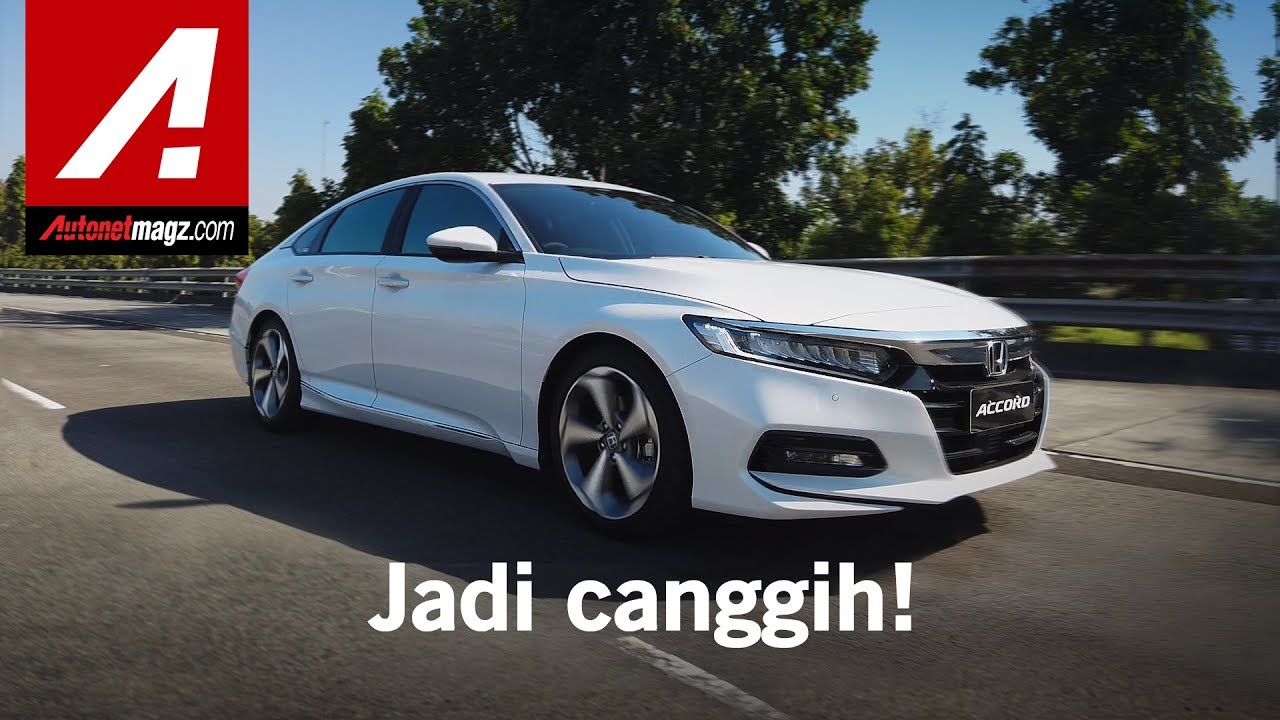 2019 Honda Accord >> Honda Accord Turbo 2019 Review Test Drive By Autonetmagz