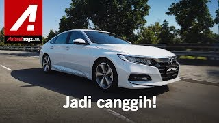 Honda Accord Turbo 2019 Review amp; Test Drive by AutonetMagz
