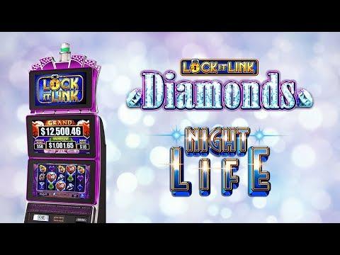 LIVE PLAY and BONUSES on Lock It Link Slot Machine