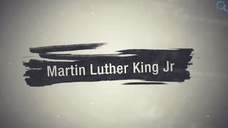 Get to know Martin Luther King