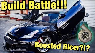 Subscriber Build Battle!!!  - Which Subscriber Has The Best Build?!?