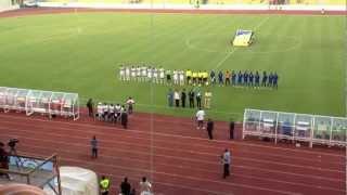 vlog #334 - Guinea Equatorial vs Sierra Leonne @ Malabo, Guinea Equatorial. apr. 2012