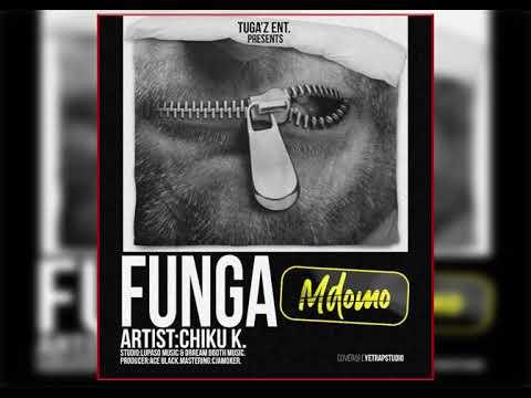 CHIKU KETO - FUNGA MDOMO (OFFICIAL AUDIO)