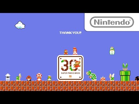 LET''S SUPER MARIO! THANK YOU VIDEO