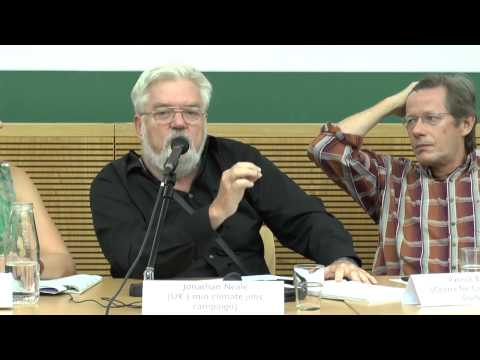 Podium: A worldwide Energy Revolution? - Degrowth Leipzig 2014
