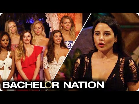 Bibiana Shocks EVERYONE In First Paradise Rose Ceremony | Bachelor In Paradise