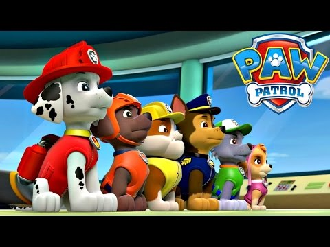 Paw Patrol Pups Save The Day Nick Junior Game Video For