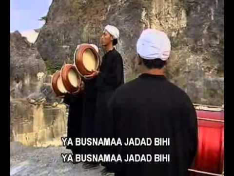 M Khusni Mubarrok JADAD SULAIMAN @ Lagu Qasidah
