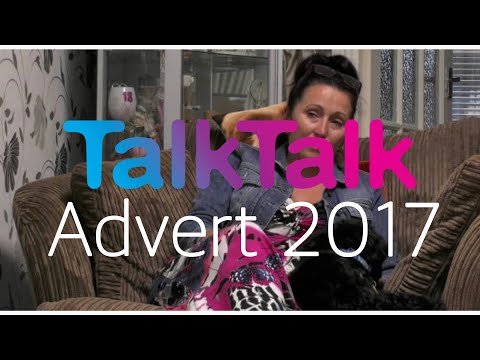 Talk Talk Advert 2017 Song | ARTIST KNOWN