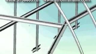 Видео инструкция по сборке ТЕПЛИЦЫ 2 ДУМ(Видео ролик, показывающий наглядно процесс сборки