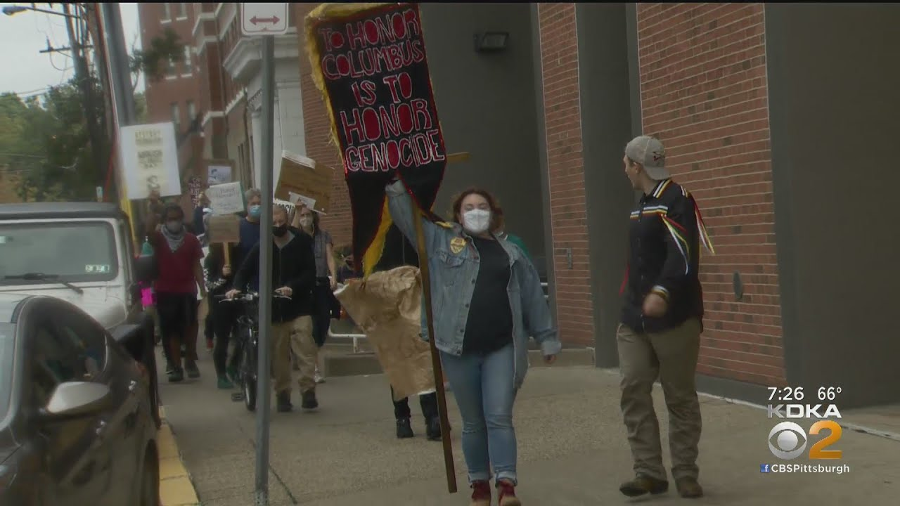 U.S. parades, protests mark Columbus Day, now also Indigenous ...