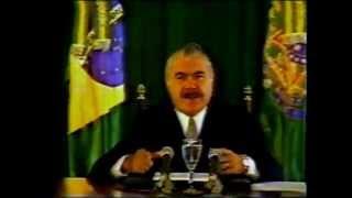 Jornal Nacional: 28/02/1986 - Sarney faz do povo fiscal contra a inflação.