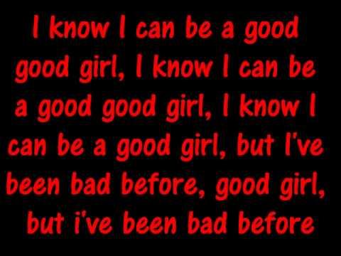 Alexis Jordan  Good Girl Lyrics