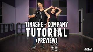 Dance Tutorial [Preview] - Tinashe - Company - Choreography by Jojo Gomez & Jake Kodish