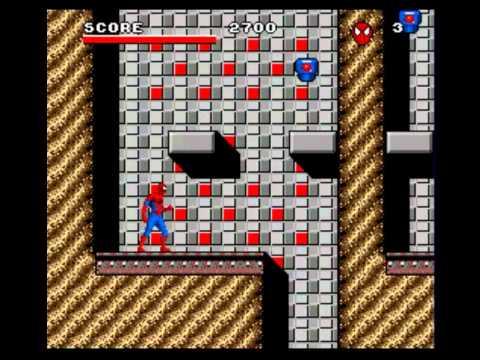 Spider - Man and the X-Men in Arcade's Revenge (Mega Drive)