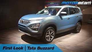 Tata Buzzard - First Look | MotorBeam