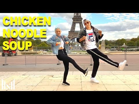 CHICKEN NOODLE SOUP –  j-hope ft Becky G Dance | Matt Steffanina & Jordyn Jones