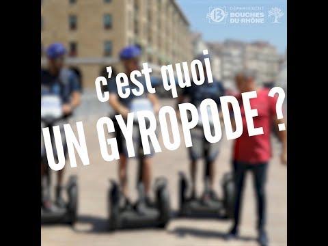 C'est quoi un gyropode ?
