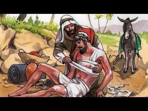 064 - Good Samaritan Parable  (Punjabi)