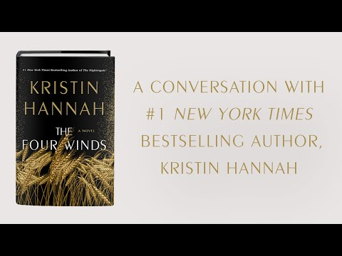 A Conversation with Kristin Hannah About Her New Novel, THE ...