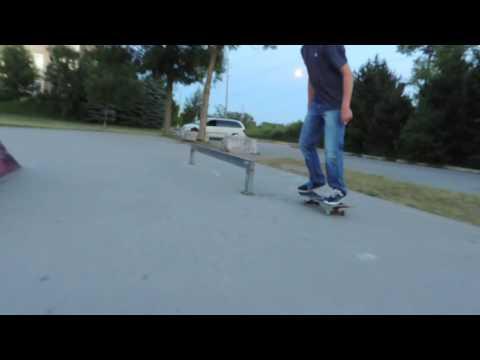 Orillia skate park 2016