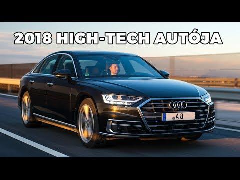 2018 Audi A8 50 TDI - Teszt   Alapjárat