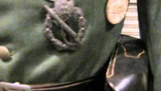 Original world war two German Infantry Officer