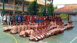 Download Video 100 penari Saman Asian Game (ratoeh jaroe) Man Bangkalan MP3 3GP MP4
