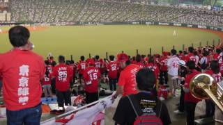 2017年5月31日 埼玉西武ライオンズvs広島東洋カープ メットライフドーム.
