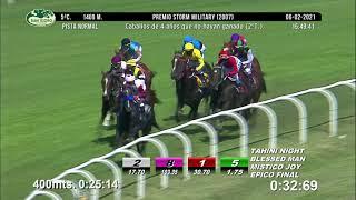 Vidéo de la course PMU PREMIO STORM MILITARY 2007 - 2O TURNO