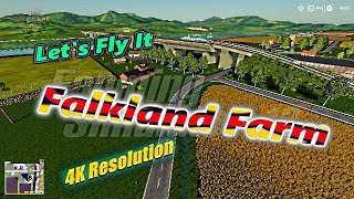 "[""Falkland Farm"", ""4k resolution"", ""4k resolution video"", ""4k video"", ""farm sim"", ""farming"", ""farming simulator"", ""farming simulator 19"", ""farming simulator 19 timelapse"", ""farming simulator 2019"", ""farming simulator mods"", ""farming simulator timelapse"","